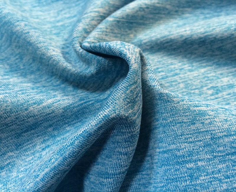 NC-1383 2 Tones Color Wicking Fabric (Coolplus)