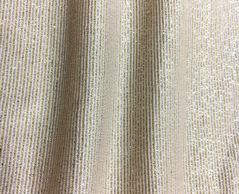 NC-966 Gold and silver Lurex fabric