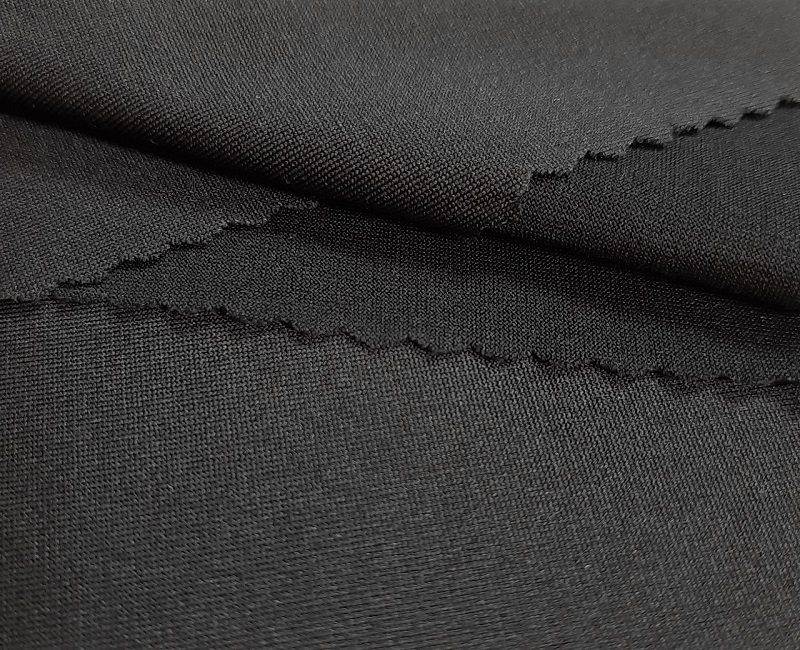 NC-1490 Anti-odor soft touch bamboo charcoal fabric