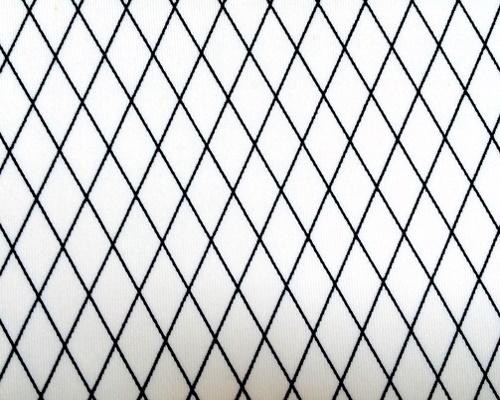 Well known NC-777-1 Diamond print wicking elastic fabric(Coolplus) | fabric  TT39